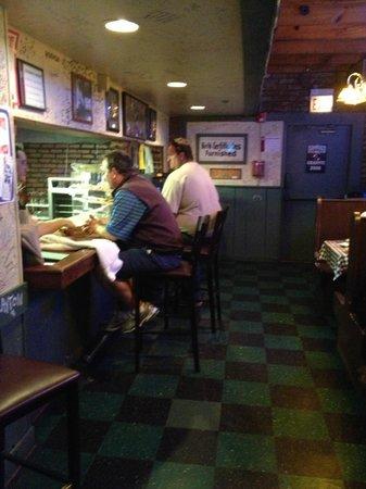 Gino's East: Gino's east bar
