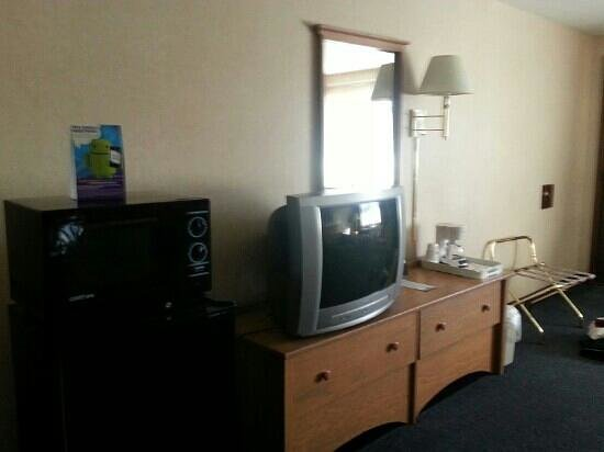 Travelodge Pioneer Villa: room 158