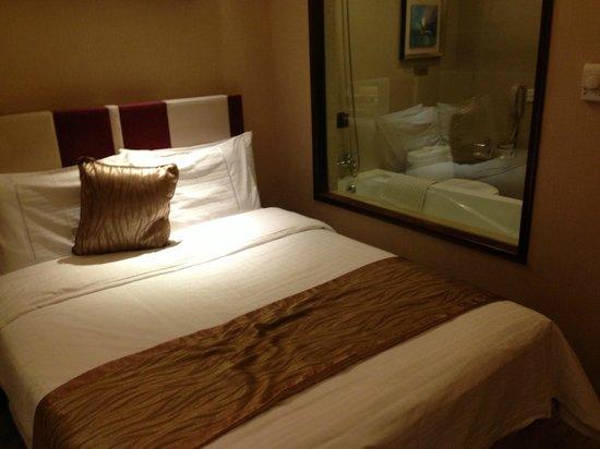 Qingdao Blue Horizon Hotel(Laoshan): 客室