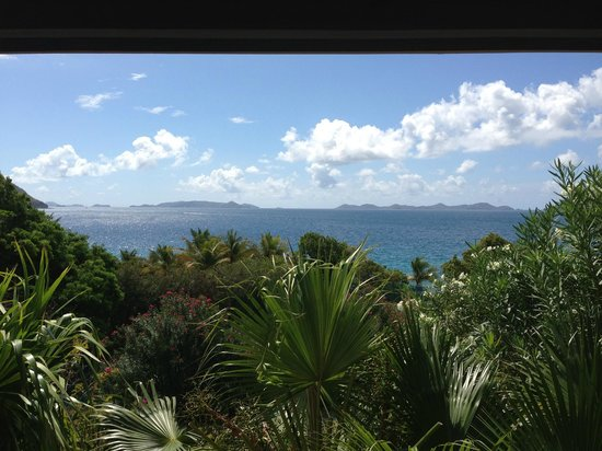 Frenchmans: View from our room