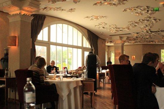 Restaurant deco - Picture of Steirereck, Vienna - TripAdvisor