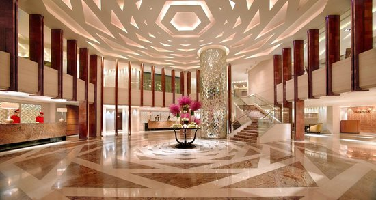 Mandarin Oriental Jakarta : Lobby