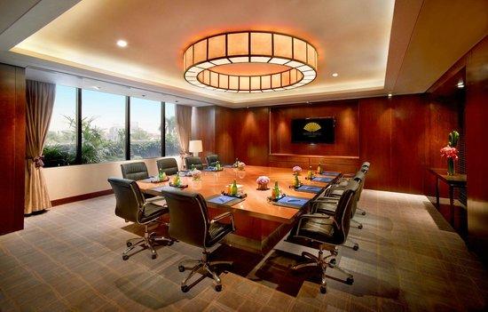Mandarin Oriental Jakarta : Boardroom