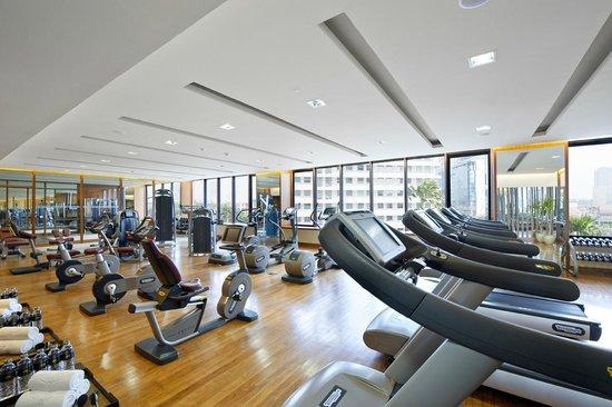 Mandarin Oriental, Jakarta: Fitness Centre