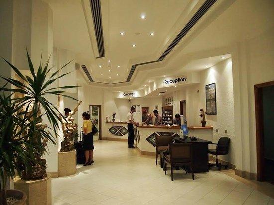 Hilton Sharm El Sheikh Fayrouz Resort: Lobby