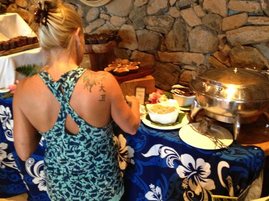 Tamure Grill: Buffet