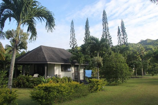 Vaikoi : 1 bedroom bungalow and grounds