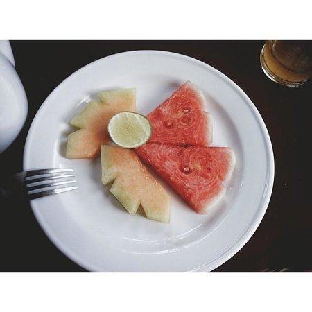 SIDOI: Les fruits locaux du petit déjeuner