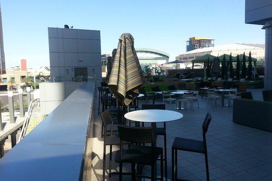Kimpton Hotel Palomar Phoenix Bar Lounge Area