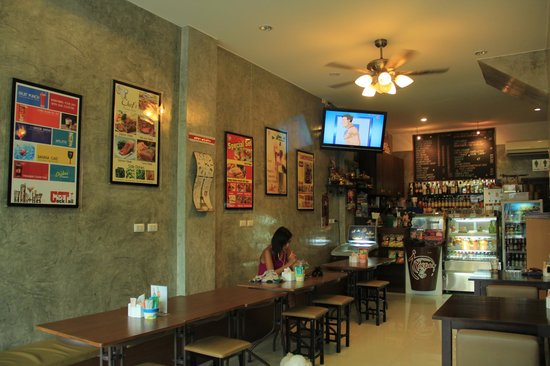 i-Kroon café Espresso & Boutique Hotel: Relax