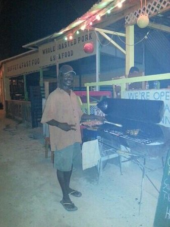 Belizean Flavas: Gilbert