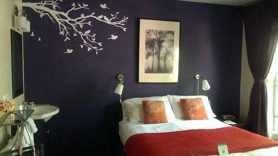 Camas Hotel: Room 20