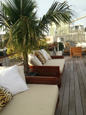 The Betsy - South Beach : Rooftop Patio