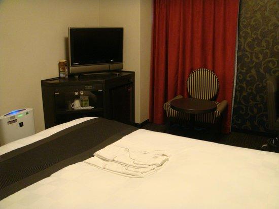 Richmond Hotel Nagasaki Shianbashi : 客室