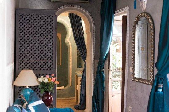Perle d'Orient room Riad Lorsya