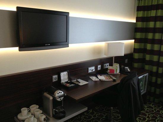 Hotel Metropol: Ausstattung