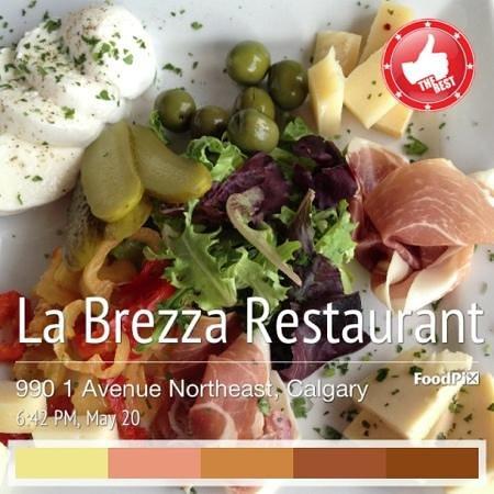 La Brezza Ristorante: 添加標題