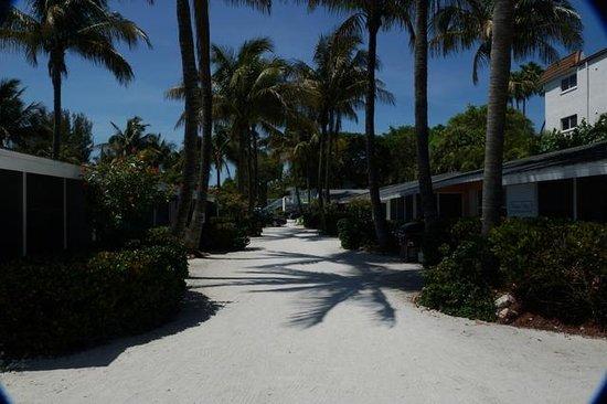 沙灘水邊飯店照片