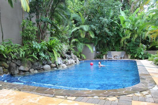 Coral Sea Villas Port Douglas: Pool