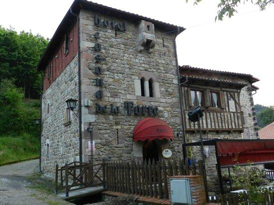 Hotel Casona de la Torre: Hotel