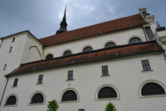 Abbey of St. Thomas : View 2