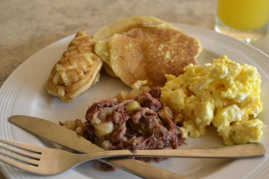 Island Cove Hotel and Leisure Park: Breakfast Buffet 2