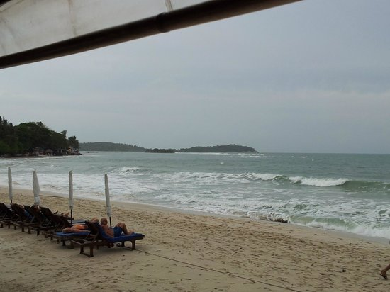 Chaweng Buri Resort: view from the bar