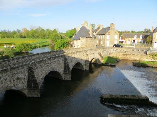Best Western Le Moulin De Ducey: Le moulin de Ducey