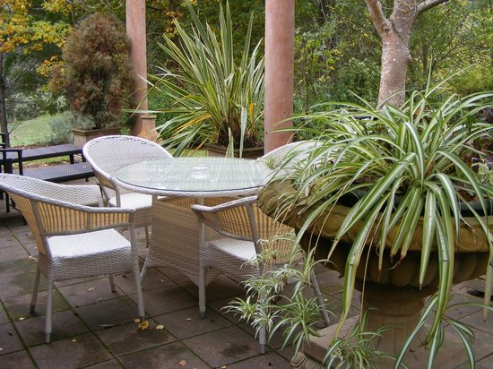 Adelaide Hills Country Cottages: Outdoor setting