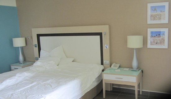 Herods Hotel Dead Sea: Room