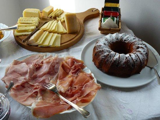 Sandra B&B: mmhh... Frühstück
