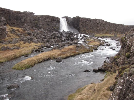 Thingvellir National Park: Öxarafoss