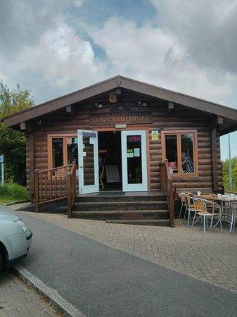 The Log Cabin Diner