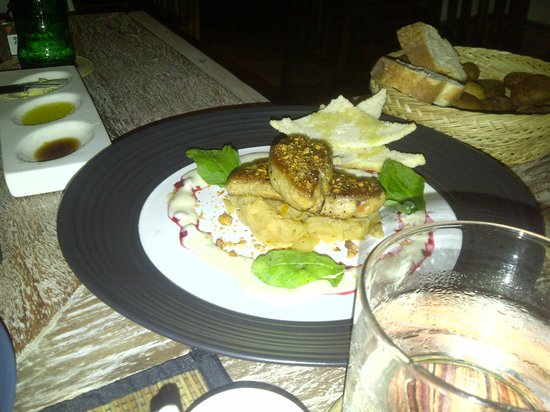 The French Kitchen: Pan Fried Foie Gras