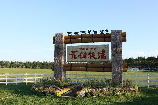 Hanahata Bokujo: 花畑牧場