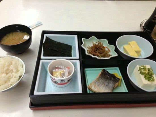 Tentekomai Kanda: これぞ日本の朝食