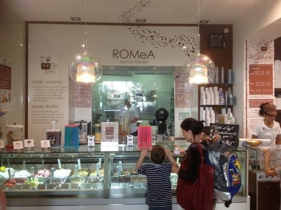 Gelateria Romea : Romea Gelato
