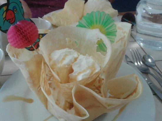Cap Bretagne : Crêpe dessert en 3D