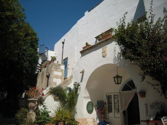 B&B Resort Nostra Signora dei Turchi : la residenza