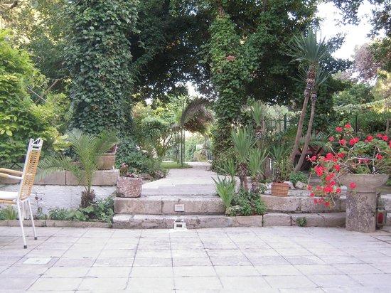 B&B Resort Nostra Signora dei Turchi : il giardino
