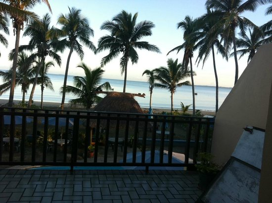 Aquarius On The Beach: View from private ocean view room