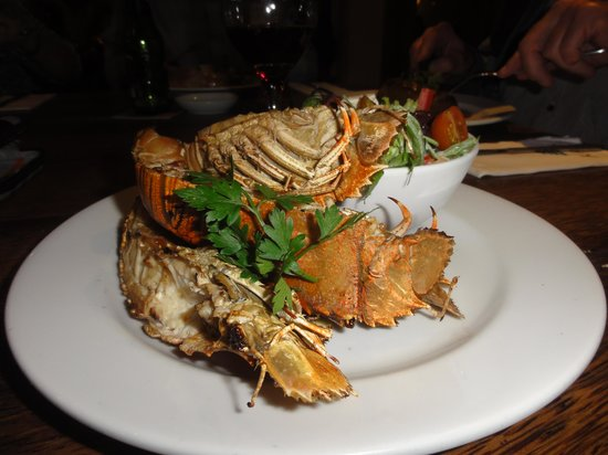 Kacy's Restaurant: hervey bay brandy bugs!! hmmmmm