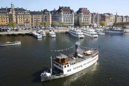 Radisson Blu Strand Hotel, Stockholm: Nybrokajen, Stockholm