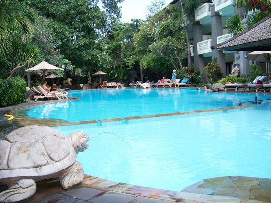 Hotel Kumala Pantai: 2nd Pool
