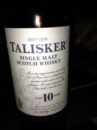 McKays: Whisky torbato (uno dei tanti)