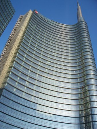 Torri Unicredit: Torre Unicredit