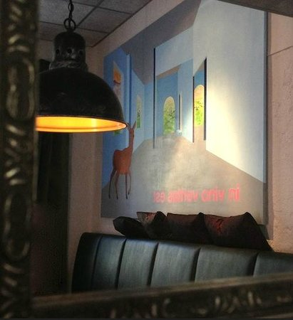Wolkoff Wine & Beer Cellar: Full of feeling