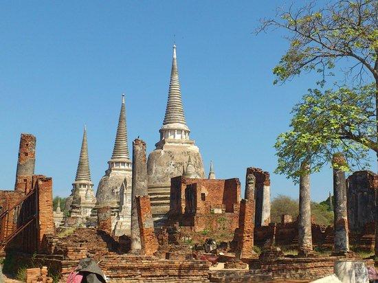 Wat Pharasrisanphet - Ayutthaya - Picture of Ayutthaya ...