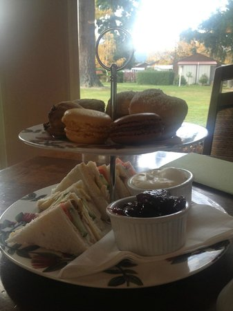 Isobel's Hanmer Springs Restaurant: High Tea