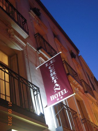 르 세레탕 호텔